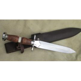 La forge du Brian dague de chasseur