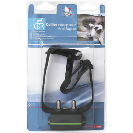 Collier récepteur anti-fugue pour chien Lacme