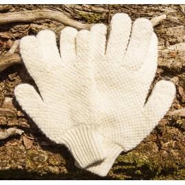 Gant de vènerie en laine huilée