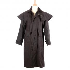 Manteau de chasse huilé