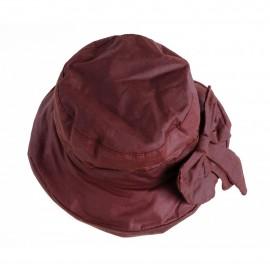 """Chapeau en coton huilé """"Ruby"""""""