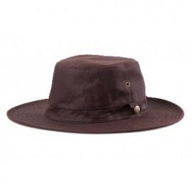 Chapeau huilé homme