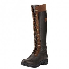 Botte cuir waterproof