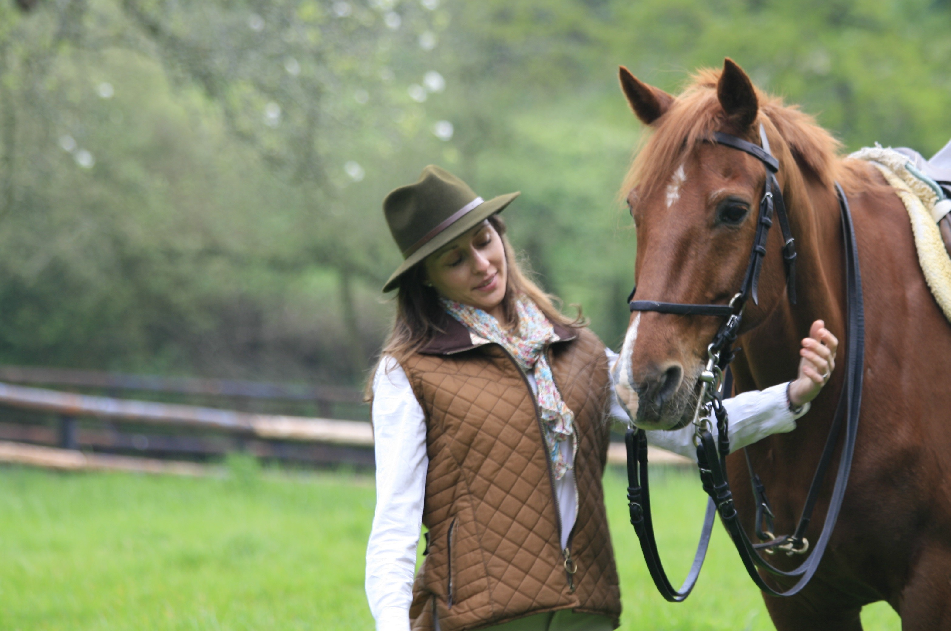 Accessoires pour nos chevaux de chasse